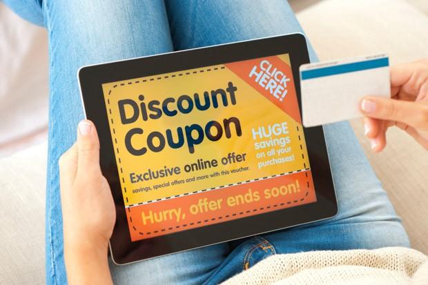 f1dd2feb2 Use os cupons de desconto online para recuperar consumidores que  abandonaram carrinhos de compras em sua