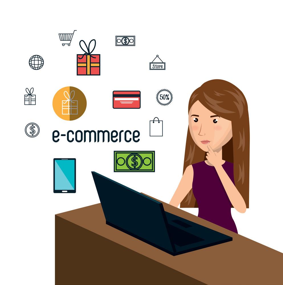 3cb9a8c97 Criação de e-commerce  mulheres são donas de 28% das lojas online ...
