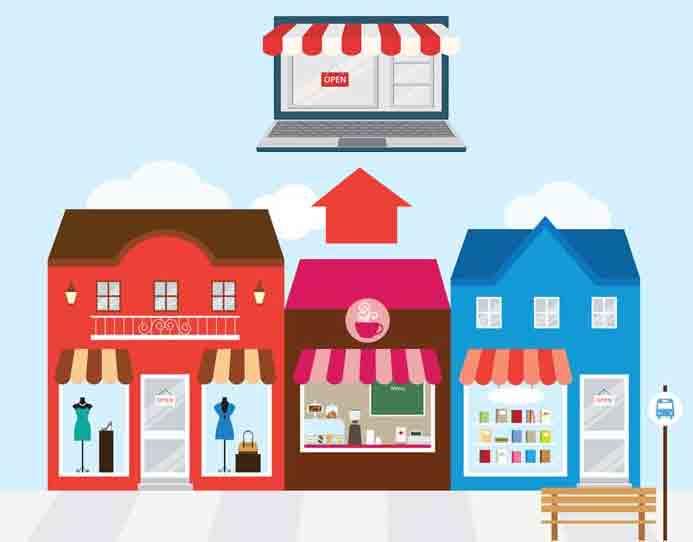 8ad3192ac E-commerce BH  empresários de lojas físicas partem para o varejo ...